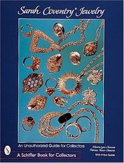 Cover of: Sarah Coventry jewelry
