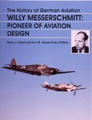 Cover of: The history of German aviation