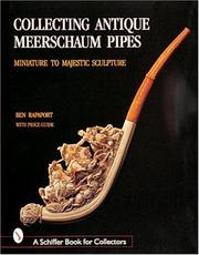 Cover of: Collecting antique meerschaum pipes