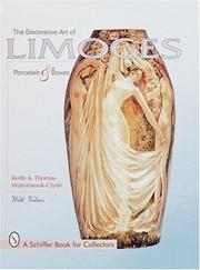 Cover of: The decorative art of Limoges