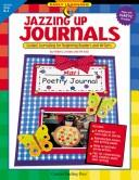 Cover of: Jazzing Up Journals | Kimberly Jordano and Kim Adsit