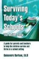 Cover of: Surviving Today's Schools