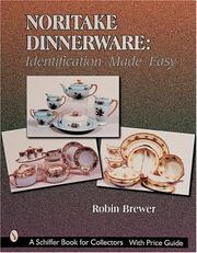 Cover of: Noritake dinnerware