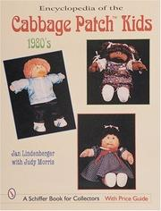 Cover of: Encyclopedia of Cabbage Patch Kids the 1980s
