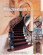 Cover of: The Contemporary Blacksmith
