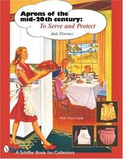 Cover of: Aprons of the mid-20th century