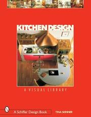 Cover of: Kitchen Design: A Visual Library (Schiffer Design Book)