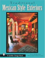 Cover of: Traditional Mexican Style Exteriors