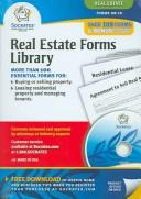 Cover of: Real Estate Forms Library | Socrates Media