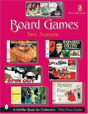 Cover of: Board games