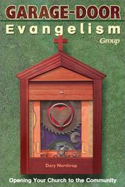 Cover of: Garage Door Evangelism | Dary Northrop
