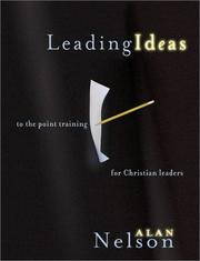 Cover of: LeadingIdeas