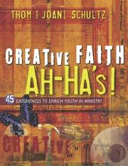 Cover of: Creative faith ah-ha