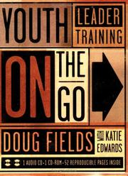 Cover of: Youth Leader Training on the Go with CDROM and CD (Audio)