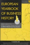 Cover of: European Yearbook of Business History |