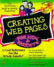 Cover of: Creating web pages for kids & parents