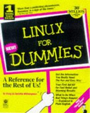 Cover of: Linux for dummies |