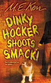 Cover of: Dinky Hocker shoots smack