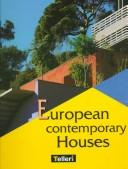 European contemporary houses by Charles Bilas