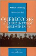 Cover of: Quebecoises Et Representation Parlementaire