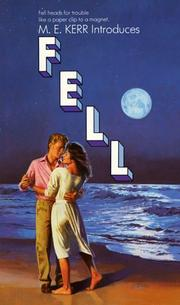 Cover of: Fell