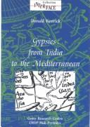 Cover of: Gypsies from India to The Mediterranean | Donald Kenrick