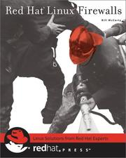 Cover of: Red Hat Linux firewalls