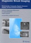Cover of: Diagnostic breast imaging