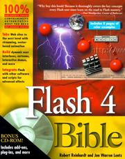 Cover of: Flash 4 bible