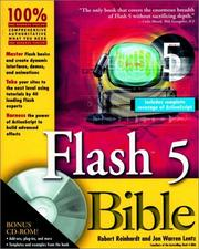 Cover of: Flash 5 Bible