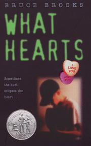 Cover of: What Hearts (Laura Geringer Books)