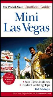 Cover of: Mini Las Vegas