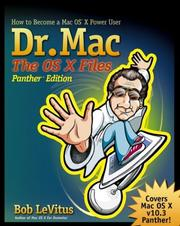Cover of: Dr. Mac