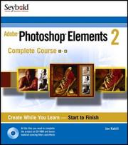 Cover of: Adobe Photoshop Elements 2 Complete Course
