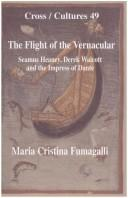 Cover of: The flight of the vernacular