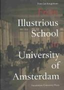 Cover of: From Illustrious School to University of Amsterdam