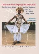 Cover of: Dance is the language of the gods | Marianne NuМ€rnberger