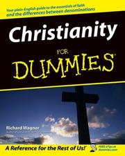 Cover of: Christianity for dummies