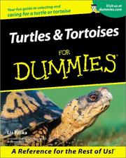Cover of: Turtles & tortoises for dummies