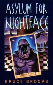 Cover of: Asylum for Nightface (Laura Geringer Books)