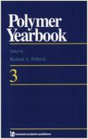 Polymer Yearbook 03 (Polymer Yearbook)