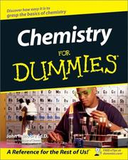 Cover of: Chemistry for Dummies | John T. Moore