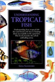 Cover of: Understanding tropical fish