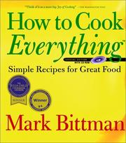 Cover of: How to Cook Everything | Mark Bittman