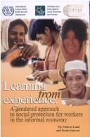 Cover of: Learning from Experience