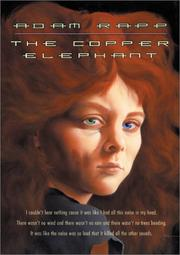 Cover of: The copper elephant
