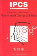 Cover of: Brominated Diphenyl Ethers (Environmental Health Criteria , No 162) | World Health Organization