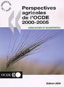 Cover of: Perspectives Agricoles De L'Ocde
