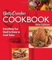 Cover of: Betty Crocker Cookbook |