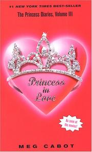 Cover of: Princess in Love (The Princess Diaries, Vol. 3)